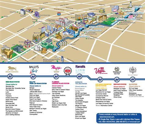 las vegas strip  map jpg 2363x2031